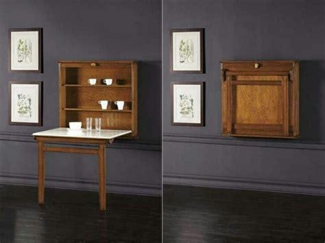 table bar de cuisine avec rangement la table murale rabattable est un meuble moderne qui