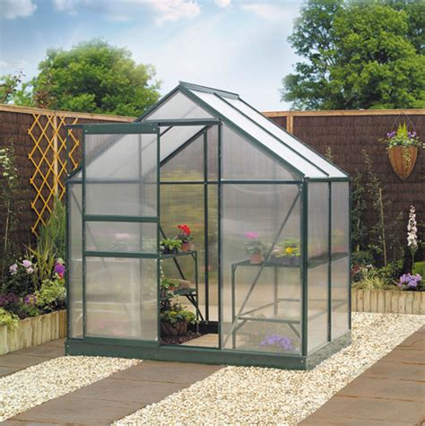 b q garden sheds for sale uk b q metal greenhouse frame base 6x4 departments diy