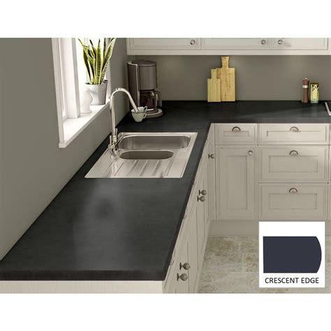 Soapstone Counter Tops by Wilsonart Soapstone Laminate Custom Crescent Edge C