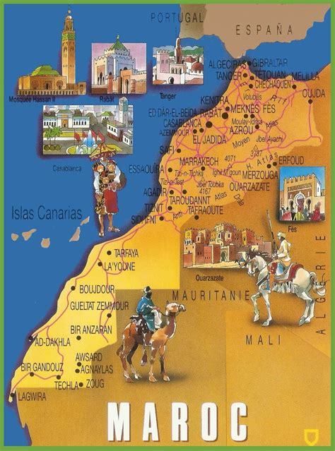 one cabin plans maps update 9571291 morocco tourist map morocco
