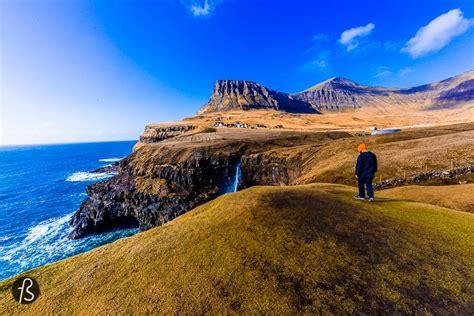 Gasadalur: the most amazing waterfall of Faroe Islands via