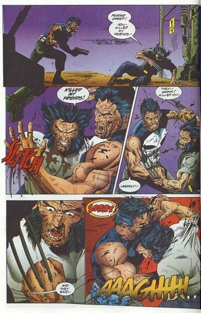 7 Times Wolverine Has Already Died   Topless Robot