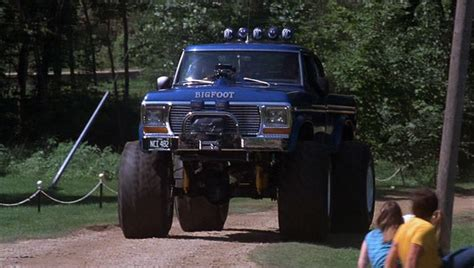 1979 bigfoot monster truck 73 79 f series in a movie page 13 ford truck