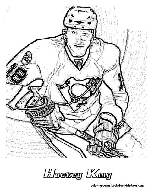 nhl coloring pages nhl worksheets for 27 nhl coloring pages nhl
