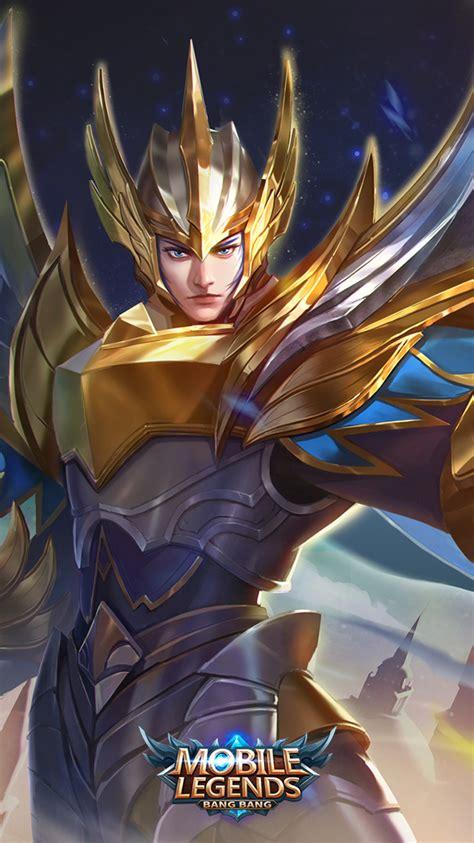 wallpaper mobile legend alucard skin epic hd wallpaper