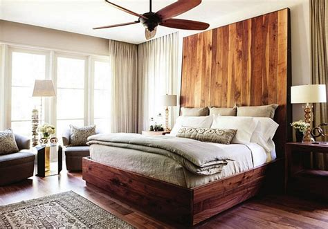 Design Wooden Headboards by 20 Stylish Cuts Of Wooden Headboards Home Design Lover