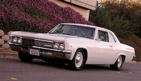 1966 Chevrolet Biscayne  Featured Vehicles  Hot Rod Network