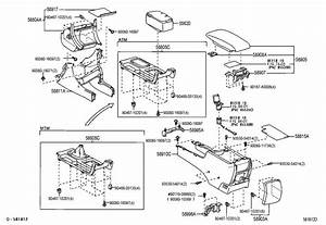 Toyota Solara Parts Diagram