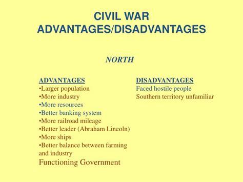 Disadvantages of war essays