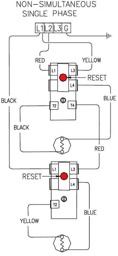 single phase heater wiring diagram 34 wiring diagram