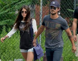 Taylor Lautner and Marie Avgeropoulos are dating|Lainey ...