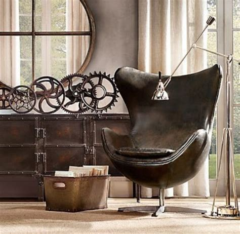 industrial decorating ideas industrial decor industrial living room los angeles by hylton butterfield