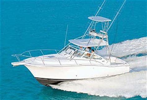 Open Stern Fishing Boat by Used 1998 Luhrs 360 Sx Express Sportfish Waretown Nj