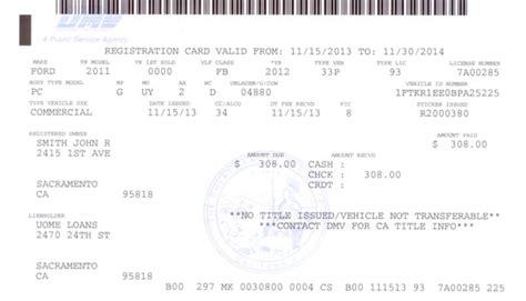 images  california dmv permit template netpeicom