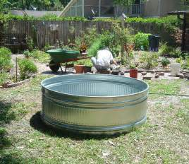 galvanized water troughs whos  granny
