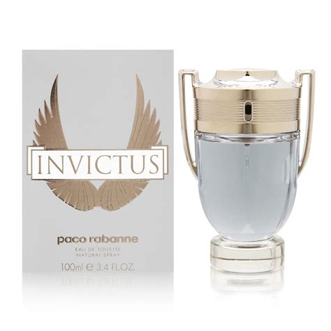buy invictus by paco rabanne basenotes net
