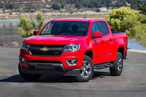 2017 Chevrolet Colorado Crew Cab Pricing  For Sale Edmunds