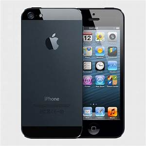 Iphone 5s Front Black