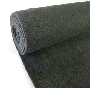 Car Upholstery Carpet by 5 Yards Gray Upholstery Un Backed Automotive Trim