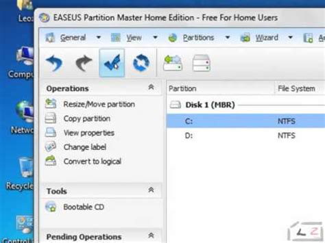 expand the size of c drive without losing data windows 7