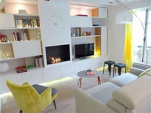 comment meubler son petit salon ciabizcom With les couleurs tendance pour un salon 1 amenagement salon blog maison conseils deco et travaux