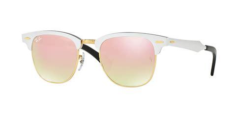 Occhiali da sole hanno avuto ruolo fondamentale nella vita quotidiana del 20 ° secolo. Ray-Ban RB3507 CLUBMASTER ALUMINUM Sunglasses - Ray-Ban Authorized Retailer | coolframes.com
