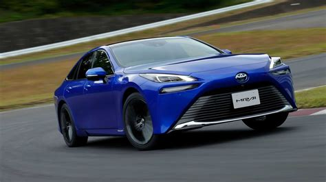 Next Toyota Mirai FCV Detailed Along With Hopes Of Tenfold ...