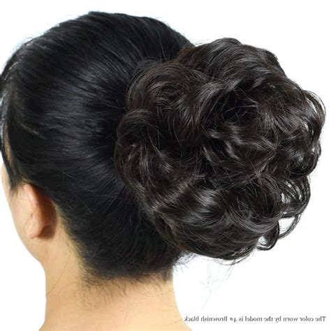Jun 03, 2021 · undo the temporary bun from on the other side and repeat the process. HAIRREAL Hair Bun Extensions Messy Hair Scrunchies Donut ...