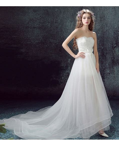 2017 Flowy Tulle High Low Wedding Dresses With Train. Backless Wedding Dresses The Knot. Hippie Wedding Dresses Ireland. Multi Colored Wedding Dresses. Disney Princess Wedding Dresses Rapunzel. Classic Elegant Wedding Dresses. Backless Wedding Dresses For Sale Uk. Cheap Wedding Dresses Under 100 With Free Shipping. Wedding Guest Dresses Europe