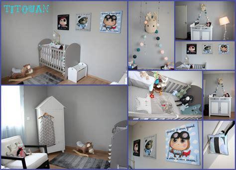 Modèle Idée Déco Chambre Fille Bleu