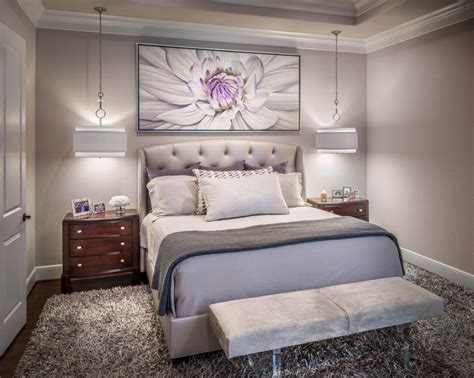 Decorating Ideas For The Bedroom by 41 Fantastic Transitional Bedroom Design
