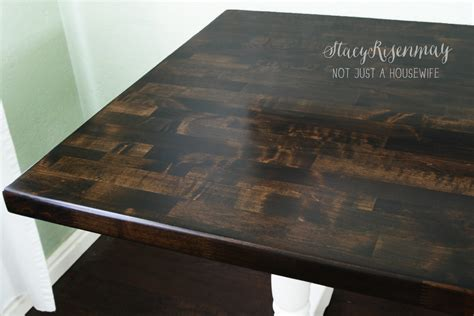 refinishing oak table darker modern coffee tables