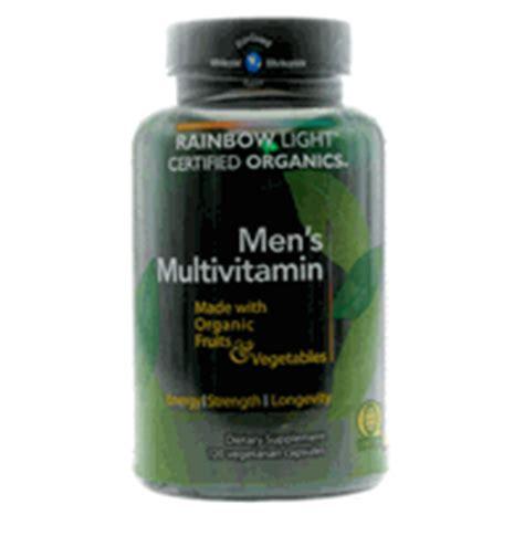 rainbow light men s multivitamin mens organic multivitamin 120 caps 24 89ea from rainbow