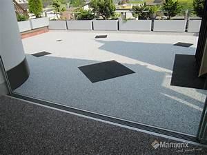 Marmorix steinteppich verlegebeispiele individuelle for Steinteppich terrasse