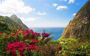 India Island Mountain Landscape Wallpapers
