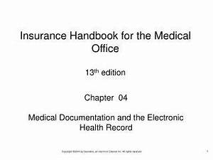 ppt medical record documentation powerpoint presentation With medical documentation and the electronic health record
