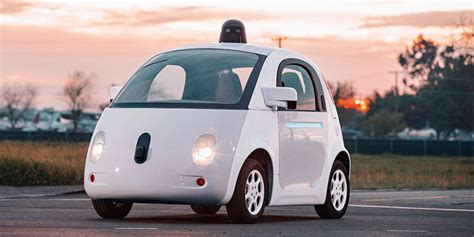 Transport Chiefs Want Google Self-driving Car Trials In