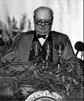 Churchills Iron Curtain Speech Analysis by Jb S Reflections On Russia Truman Churchill And The