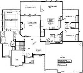 custom homes plans the chesapeake floor plan built by kroeker custom homes