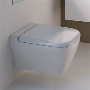Toiletten Ohne Rand : keramag myday wand tiefsp l wc ohne sp lrand wei mit keratect 201460600 reuter ~ Buech-reservation.com Haus und Dekorationen