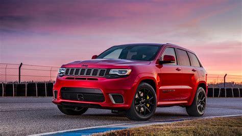 jeep grand cherokee trackhawk  suv  la potencia de