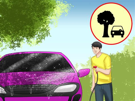 How To Wash Your Car Using Less Water