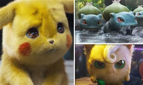 Which Pokemon Are In The Movie? Full