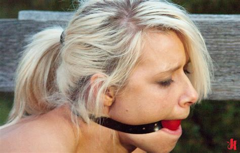 sex and submission blondes forced to fuck outdoor with pervert ramming their holes in nasty
