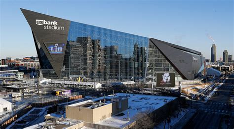 bank stadium home  super bowl    future