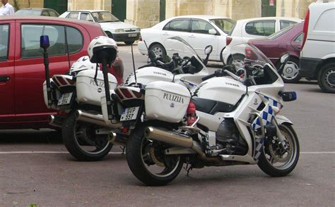 Police Motorcycle In Malta.jpg