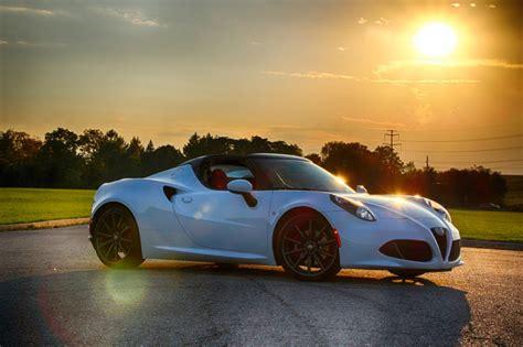 Alfa Romeo 4c Msrp by 2016 Alfa Romeo 4c News Reviews Msrp Ratings With
