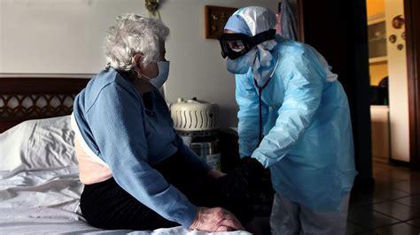 nurses texts lay bare  coronavirus horror  nursing