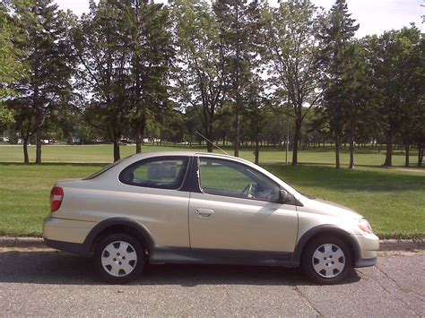 Echo Toyota by Toyota Echo Technical Specifications And Fuel Economy
