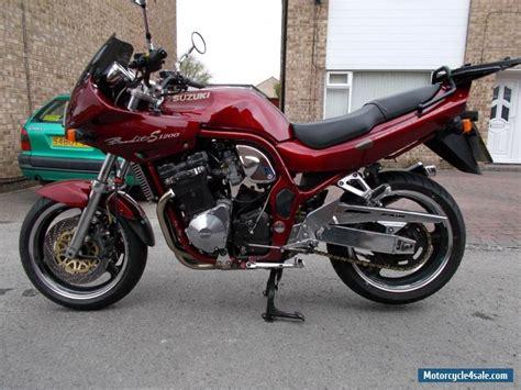 1998 Suzuki Bandit by 1998 Suzuki Gsf 1200 Sw For Sale In United Kingdom
